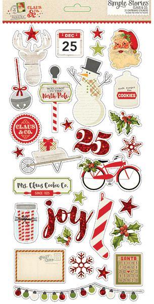 Новый год и Рождество - красивые и интересные векторные картинки 8