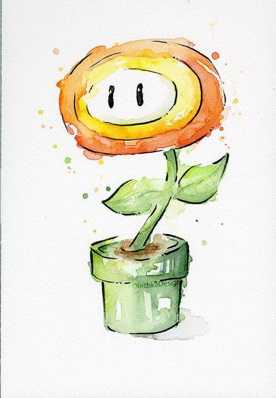 Оригинальные и прикольные картинки для срисовки для детей 11
