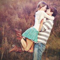 Парень держит девушку на руках - красивые фото и картинки 17