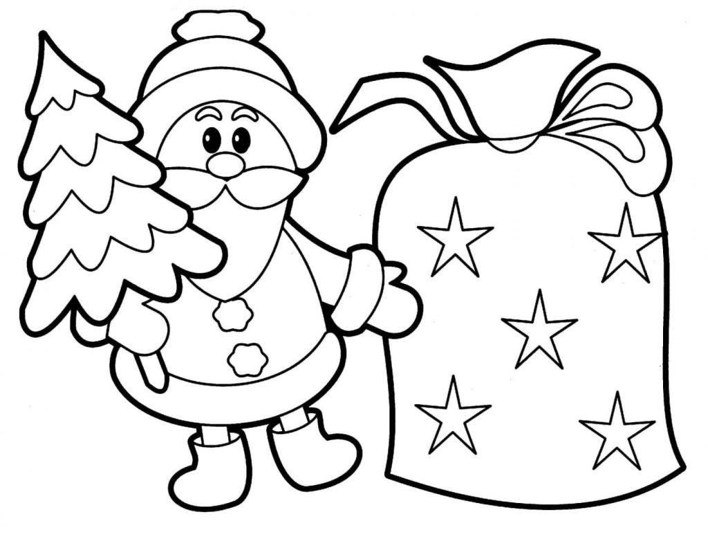 Картинки рисунки новогодние, приколом