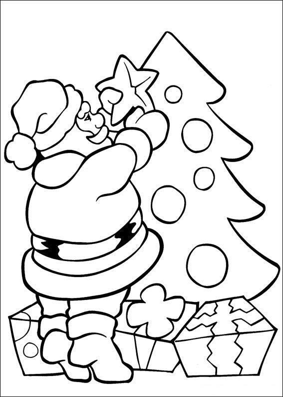 Самые красивые рисунки на Новый год и зиму - подборка 17