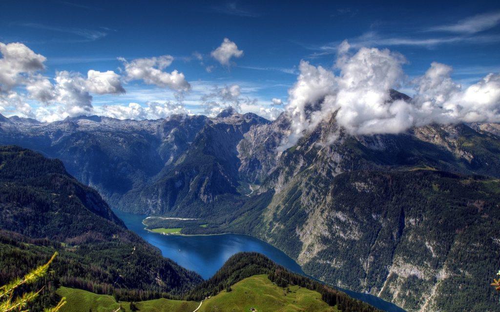 Самые удивительные и красивые фото, картинки Норвегии - сборка 10