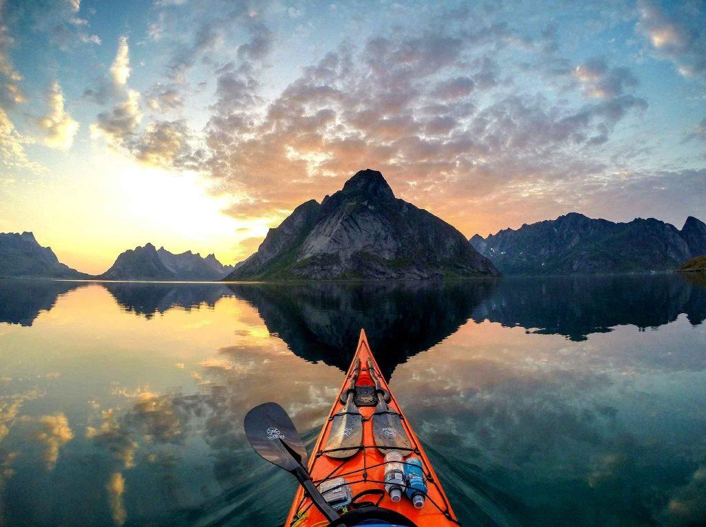 Самые удивительные и красивые фото, картинки Норвегии - сборка 18