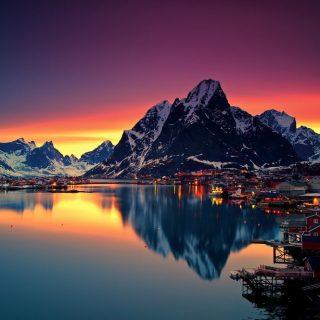 Самые удивительные и красивые фото, картинки Норвегии - сборка 3