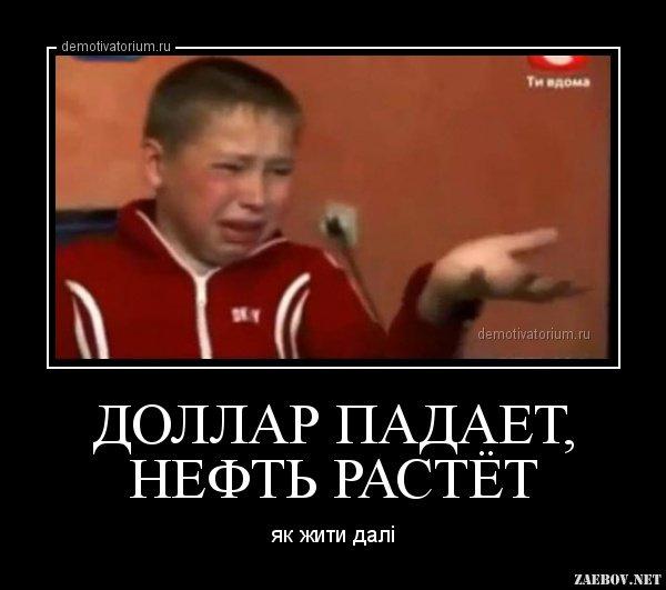 Смешные и прикольные демотиваторы про Украину - подборка 20 штук 14