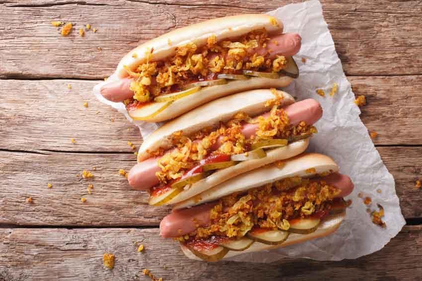 Вкусные и аппетитные фотографии Хот-Дога - подборка 20 картинок 11