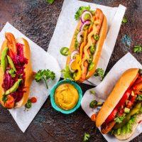 Вкусные и аппетитные фотографии Хот-Дога - подборка 20 картинок 14