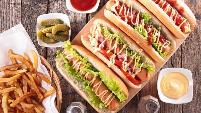 Вкусные и аппетитные фотографии Хот-Дога - подборка 20 картинок 20