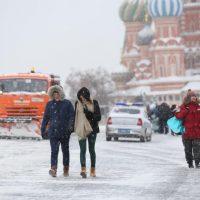 В Москве 30 января объявлен желтый уровень погодной опасности - новости 1