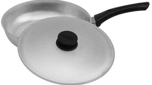 Как очистить алюминиевую сковороду от нагара - полезные способы 1