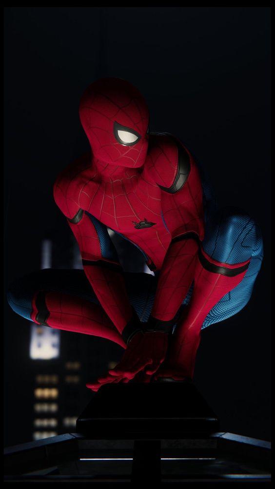 Классные и красивые картинки, фото Человека-Паука - подборка 19