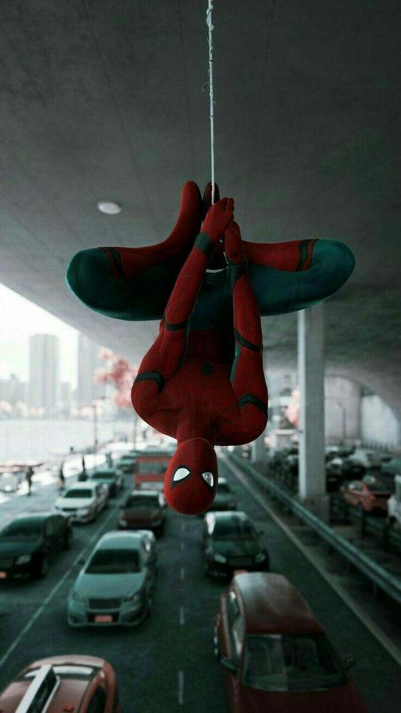 Классные и красивые картинки, фото Человека-Паука - подборка 20