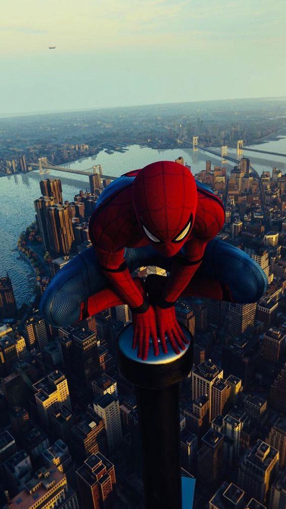 Классные и красивые картинки, фото Человека-Паука - подборка 4