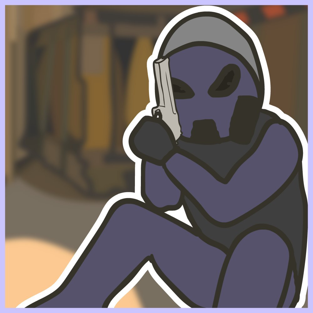 Классные и крутые аватарки из CSGO для стима - подборка 7