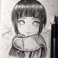 Классные нарисованные картинки героев из аниме Наруто - сборка 20
