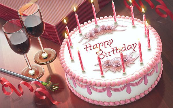 Красивые и прикольные картинки про Happy Birthday - 20 фото 11