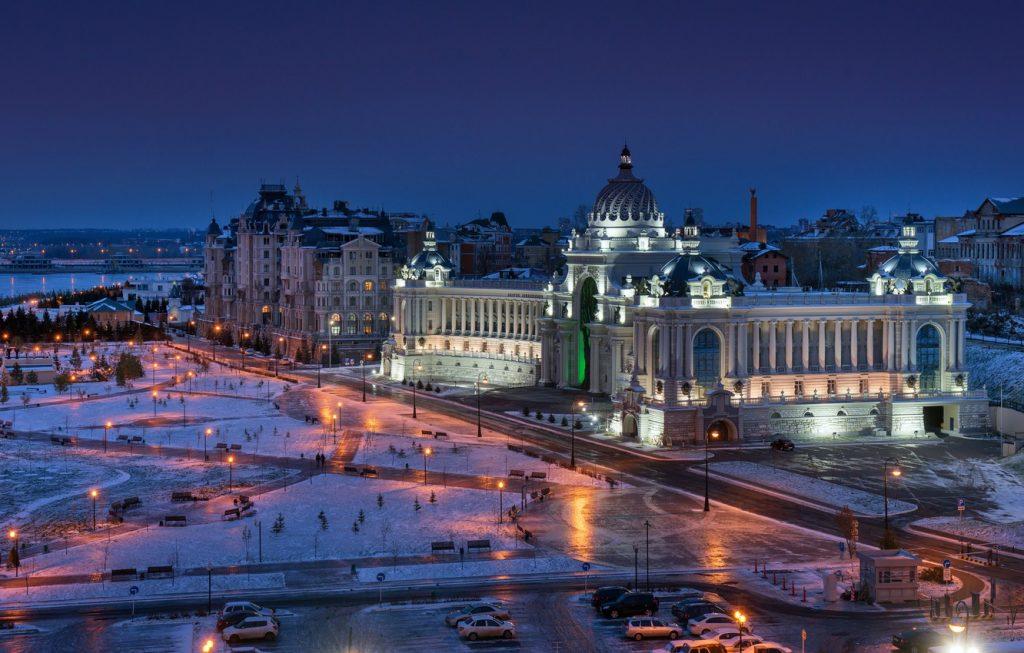 Красивые и удивительные фотографии Татарстана - подборка 1