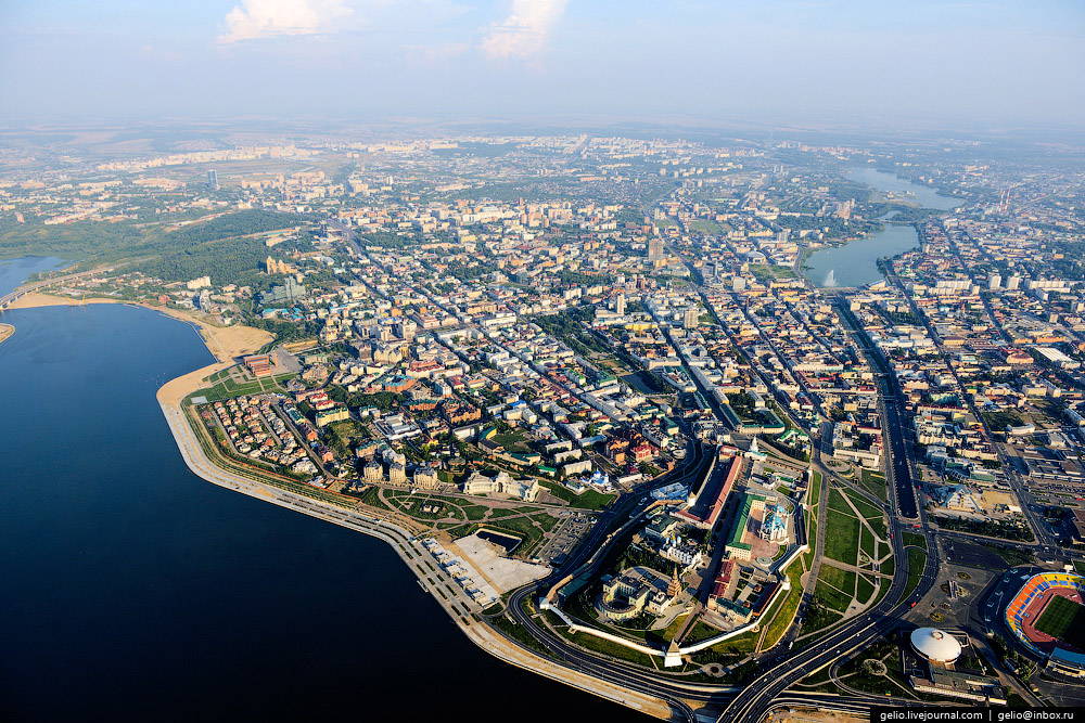 Красивые и удивительные фотографии Татарстана - подборка 9