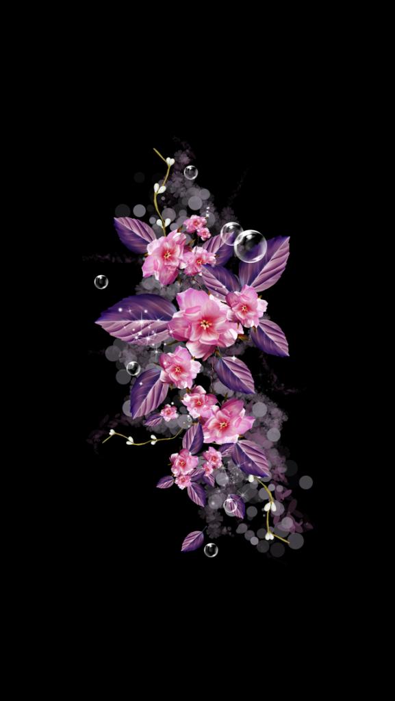Красивые картинки на телефон цветы на главный экран - подборка 12