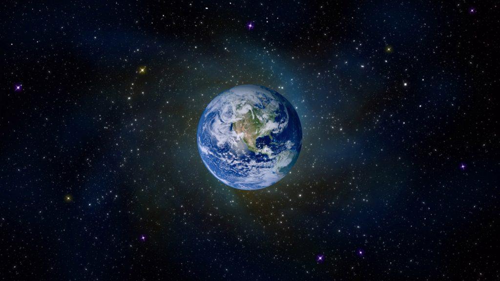 Красивые обои планет, космоса, галактик на рабочий стол - подборка 11