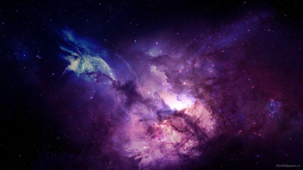 Красивые обои планет, космоса, галактик на рабочий стол - подборка 14