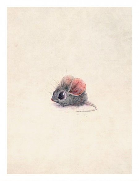 Красивые рисунки простым карандашом - срисовки, картинки 10