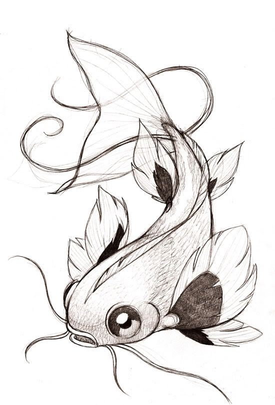 Красивые рисунки простым карандашом - срисовки, картинки 16