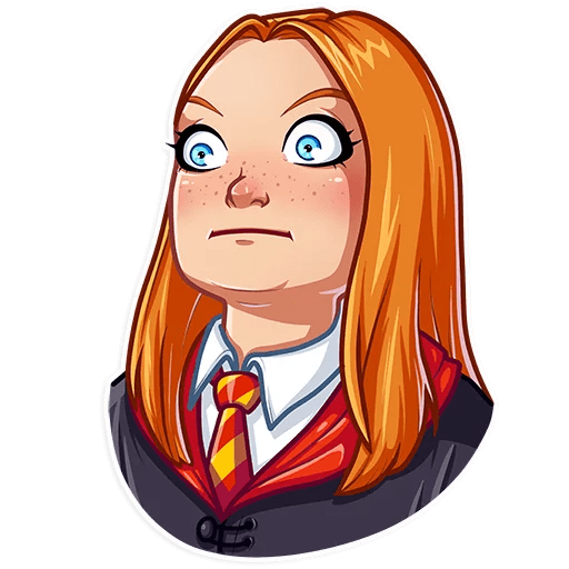 Красивые стикеры и наклейки Гарри Поттер - коллекция 46 картинок 13