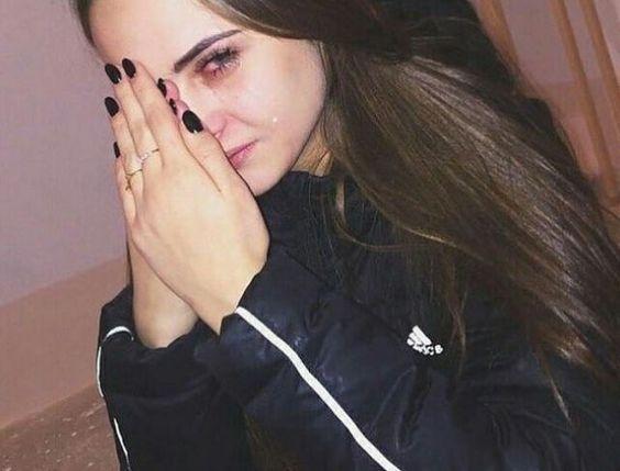 Красивые фото и картинки грустных девушек - подборка 2019 11