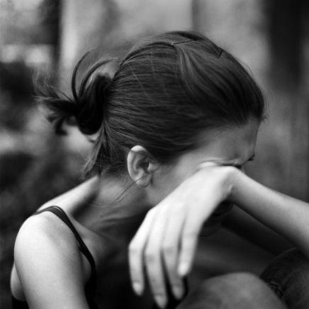 Красивые фото и картинки грустных девушек - подборка 2019 15