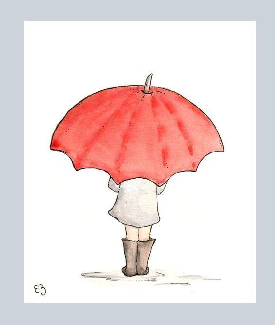 Лёгкие рисунки для срисовки в скетчбук, личный дневник или блокнот 11