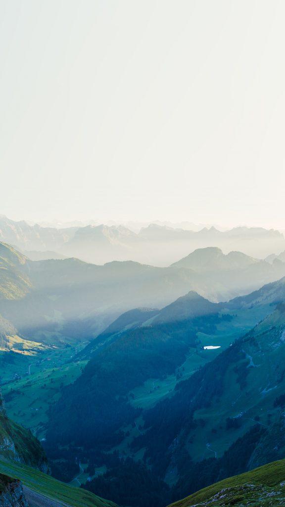 Необычные картинки гор и природы для заставки телефон - сборка 1