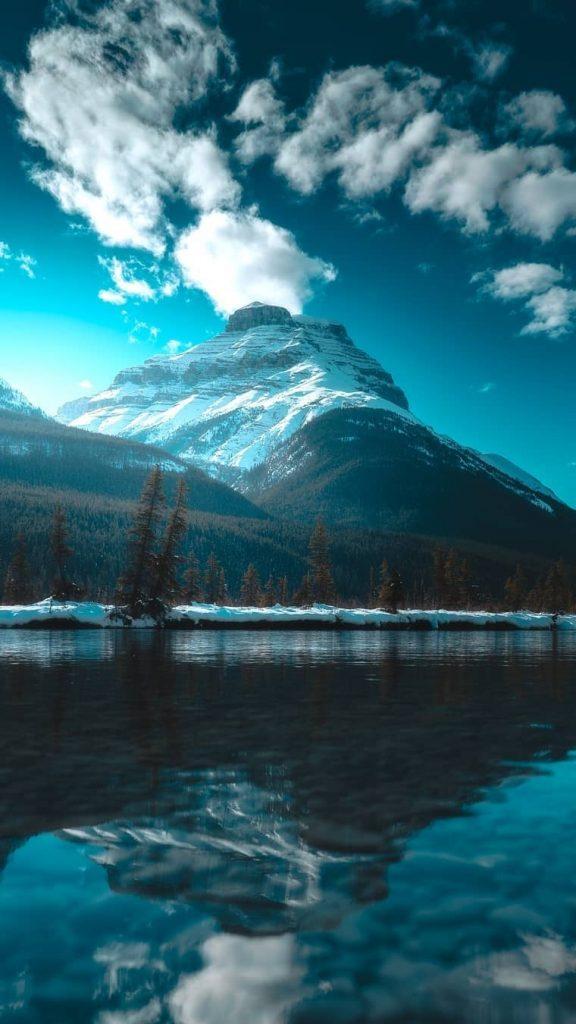 Необычные картинки гор и природы для заставки телефон - сборка 10