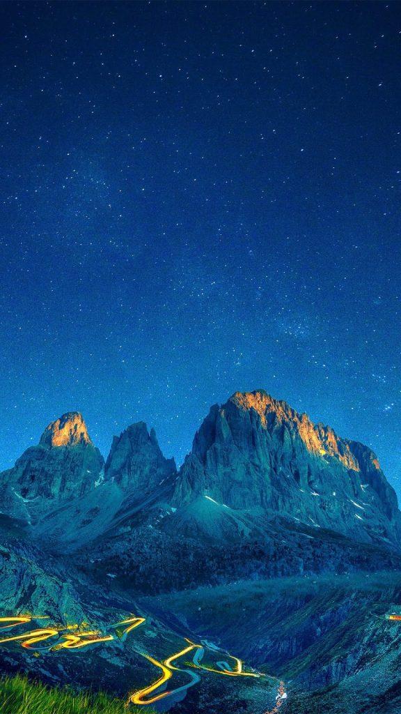Необычные картинки гор и природы для заставки телефон - сборка 16