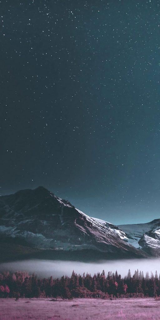 Необычные картинки гор и природы для заставки телефон - сборка 7