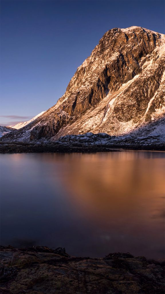 Необычные картинки гор и природы для заставки телефон - сборка 8