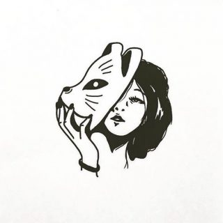 Необычные черно-белые картинки, рисунки для срисовки - сборка 11