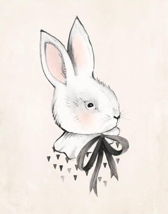 Необычные черно-белые картинки, рисунки для срисовки - сборка 15