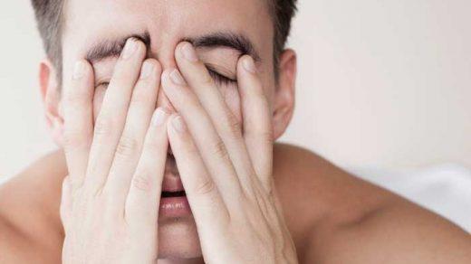 Почему при температуре болят глаза Причины, что делать 2