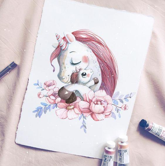 Самые красивые нарисованные рисунки животных - 25 картинок 20
