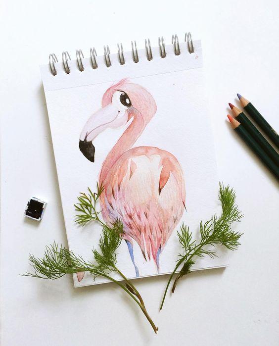 Самые красивые нарисованные рисунки животных - 25 картинок 22