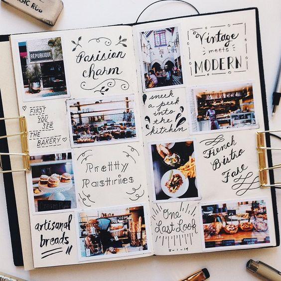 Скрапбукинг шаблоны и идеи своими руками - 26 картинок 17
