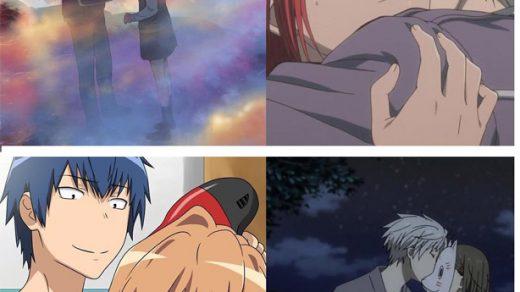 Смешные и прикольные аниме картинки, изображения - подборка 34