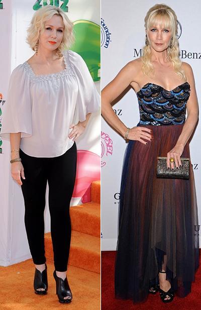 Фото похудевших звезд до и после. Удивительные изменения 11