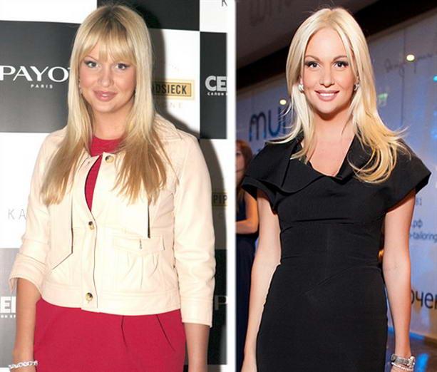 Фото похудевших звезд до и после. Удивительные изменения 17