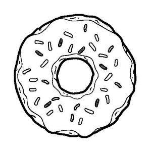 Черно-белые картинки, рисунки для срисовки - подборка 20 фото 12