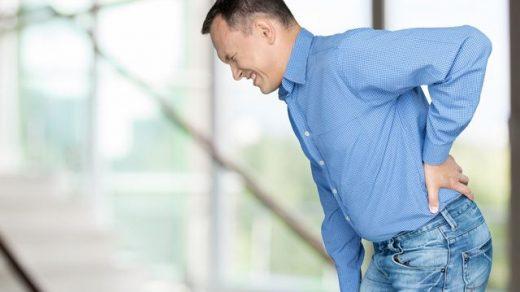 Что делать, если тяжело стоять и сидеть из-за болей в спине 2