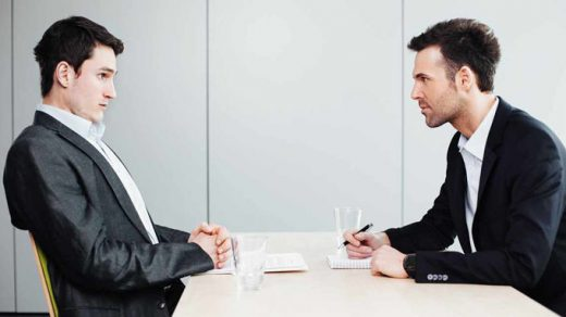 Как себя вести при собеседовании на работу 1