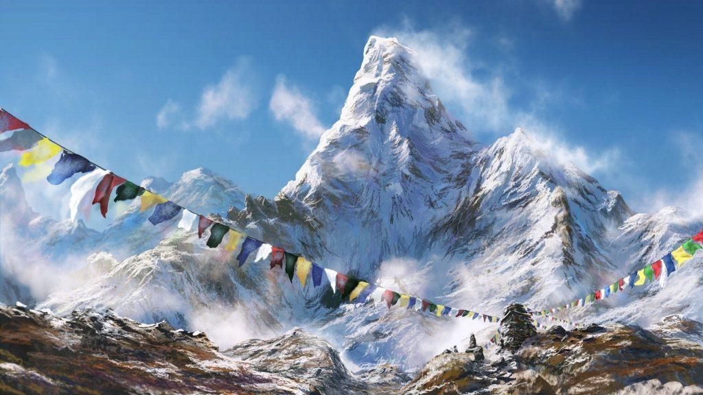 Красивые и интересные фото Непала - подборка 15 картинок 13
