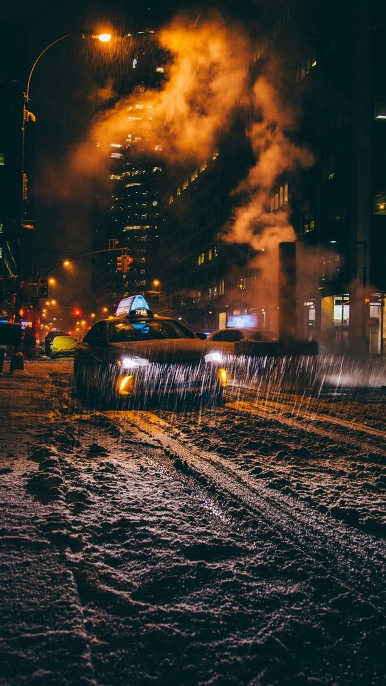 Красивые и удивительные картинки дождя для заставки - подборка 15
